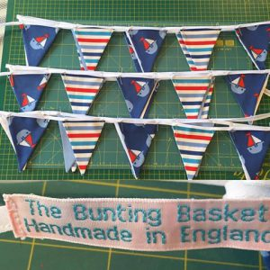 The Bunting Basket Sail Boats